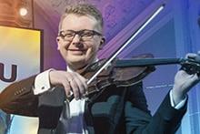 Maricin Suszycki - skrzypce