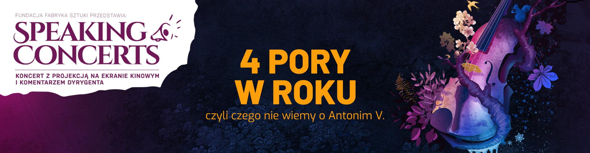 Vivaldi - Cztery Pory Roku
